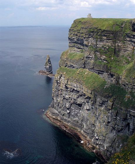 Irsko, Cliffs of Moher