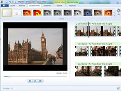 Nový Windows Live Movie Maker