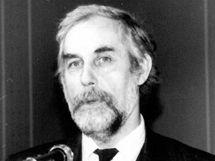 František Derfler, portrét z 80. let.