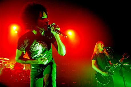 Alice In Chains (William DuVall, Jerry Cantrell) ve Philadelphii, 5. září 2009