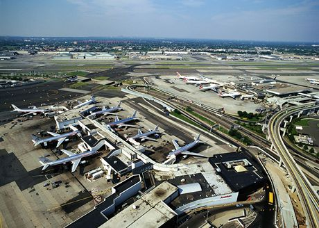 J.F. Kennedy Airport, New York, USA