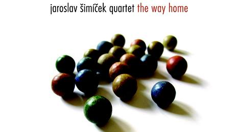 Jaroslav Šimíček Quartet: The Way Home; obal CD
