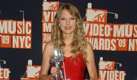 Ceny MTV 2009: Taylor Swift