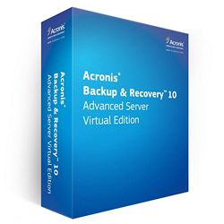 Acronis Backup & Recovery10