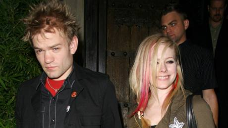 Avril Lavigne a Deryck Whibley