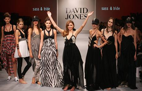 Přehlídka Sass and Bide, David Jones
