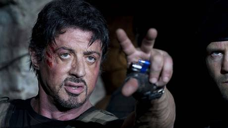 Z filmu The Expendables - S.Stallonne