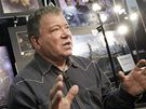 Z festivalu Coic Con v New Yorku  - William Shatner