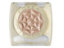 Oční stín L´Oreal Color Appeal Chrome Shine v odstínu Golden Rose