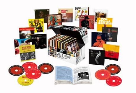 The Complete Miles Davis Columbia Collection