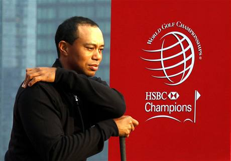 HSBC Champions 2009 - photo call, Tiger Woods.