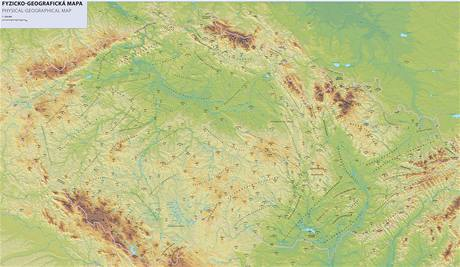 Ceskou Krajinu Zmapoval Desetikilovy Superatlas S 800 Mapami