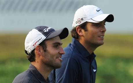 Francesco Molinari, Edoardu Molinari, World Cup