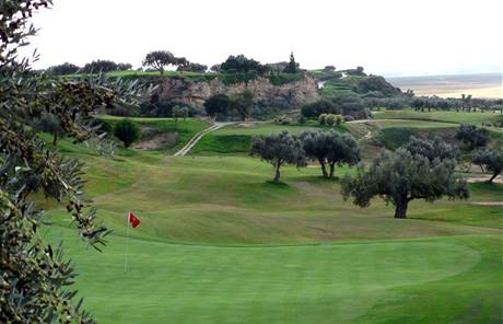 Flamingo Golf Club - Monastir, Tunisko.