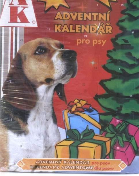 psi adventni kalendar Fotogalerie: Adventní kalendář pro psy psi adventni kalendar