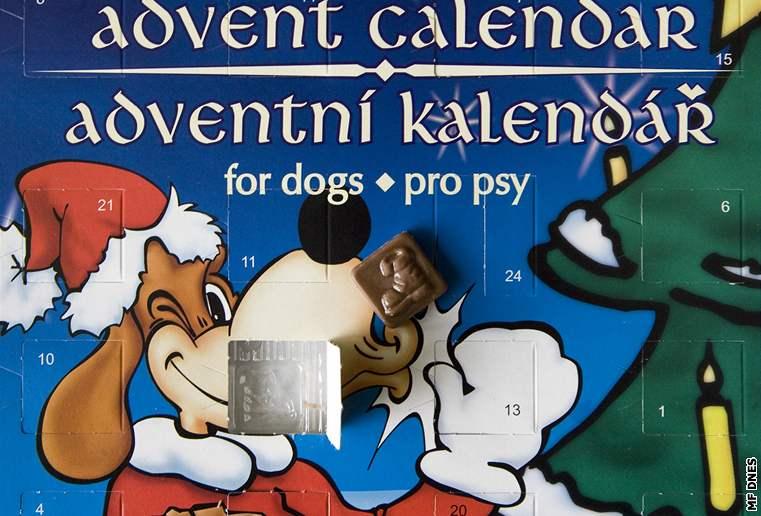 psi adventni kalendar Fotogalerie: Adventní kalendář pro králíky psi adventni kalendar