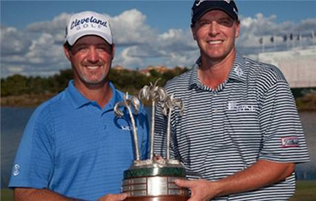 Jerry Kelly, Steve Stricker, The Shark Shootout