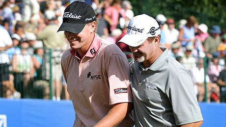 Shark Shootout 2009 - Steve Stricker, Jerry Kelly, 1. kolo.