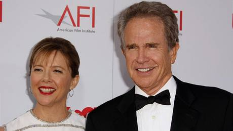 Warren Beatty a Annette Beningová