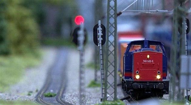 VIDEO  Království železnic otevřelo první část modelu České republiky -  iDNES.cz 483d88e6d8