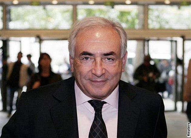 Dominigue Strauss-Kahn