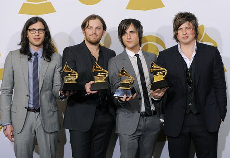 Grammy za rok 2009 - Kings of Leon