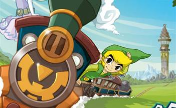 The Legeng of Zelda: Spirit Tracks