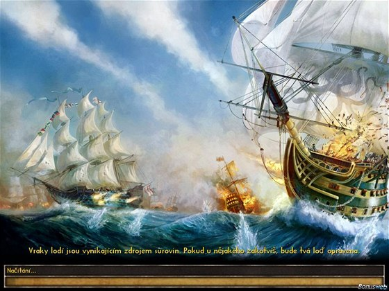 Buccaneer: The Pursuit of Infamy (PC)