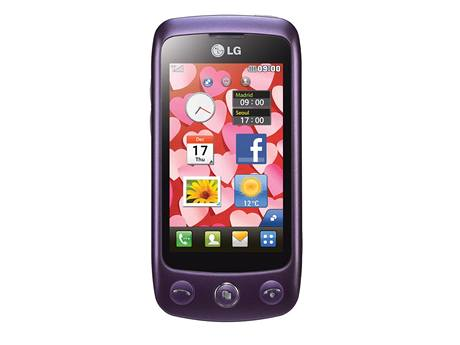 LG Cookie Plus (GS500)