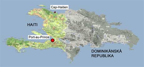 Mapa Mapa Sveta Haiti