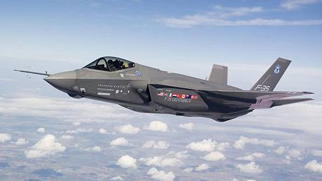 F-35 Lightning II - Joint Strike Fighter