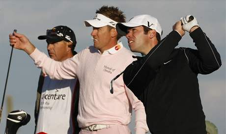 Ian Poulter, Paul Casey, Matchplay Championship