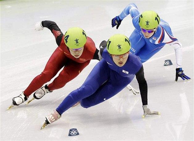 Pak Sung-hi je pro nás největší favoritka na zlatou medaili.