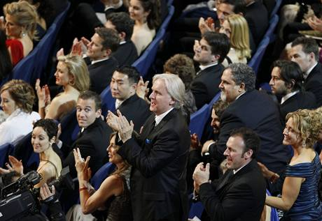 Oscar 2010 - James Cameron