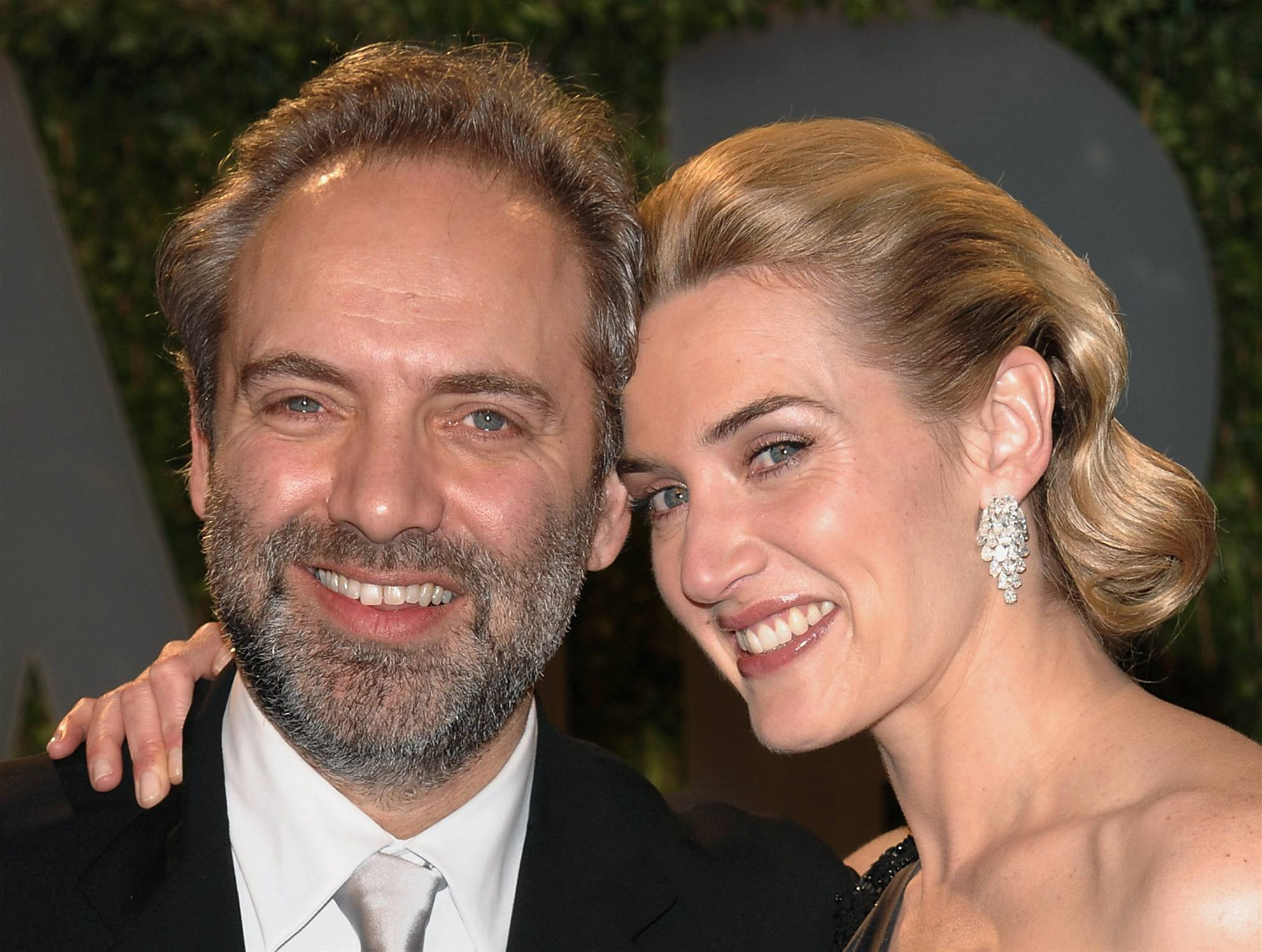 Kate Winsletová a Sam Mendes
