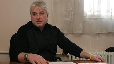 6476719c726 Generální manažer hokejového klubu HC Olomouc Erik ...