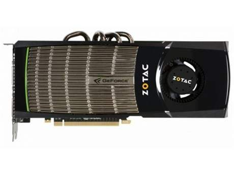 GeForce GTX 480 Zotac