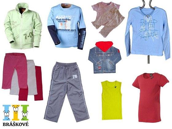 Značkové dětské oblečení za výhodné ... cff338befd2