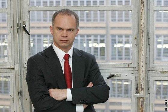 Šéf zadluženého OP Prostějov  Podnik má šanci v kvalitní konfekci ... 17d7ef1ff9a