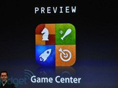 Game Center na iPhone