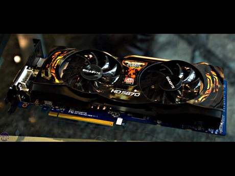 Gigabyte HD 5870 Super OverClocked