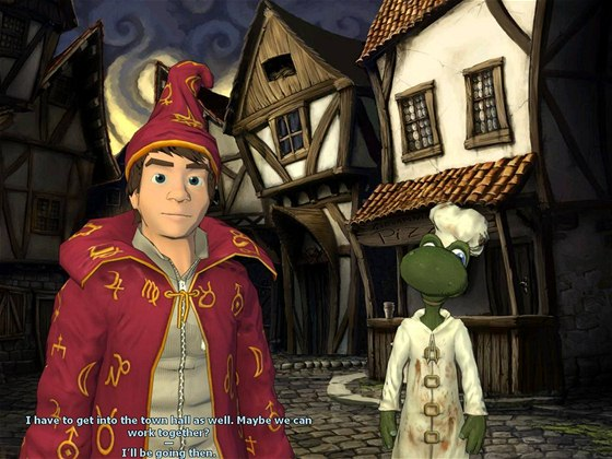 Simon the Sorcerer 5 (PC)