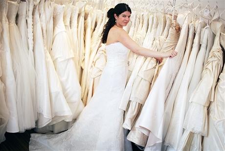 Svatební salon Venesis - bloggerka Zuzana zkouší svatební studia v praxi 6c20efe511
