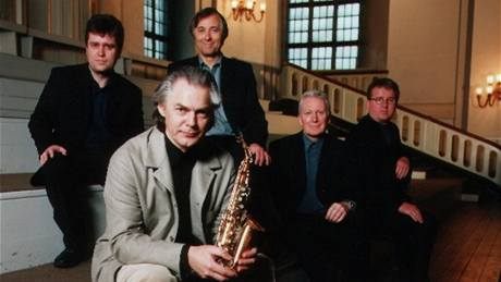 Jan Garbarek a Hilliard Ensemble