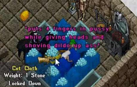 Ultima Online sex chat