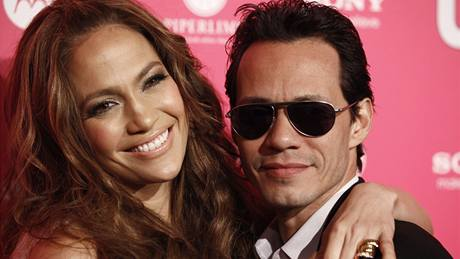 Jennifer Lopezová a Marc Anthony (2010)
