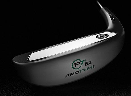 Odyssey ProType 82, putter, Phil Mickelson
