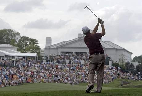 Phil Mickelson, Quail Hollow Championship, 3. kolo