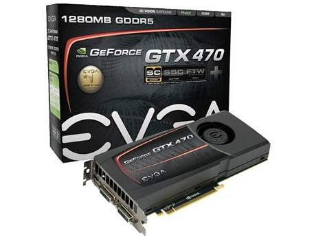 GeForce GTX 470 SuperClocked+