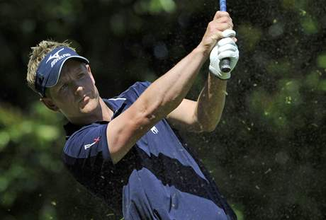 Luke Donald, BMW Championship, Wentworth